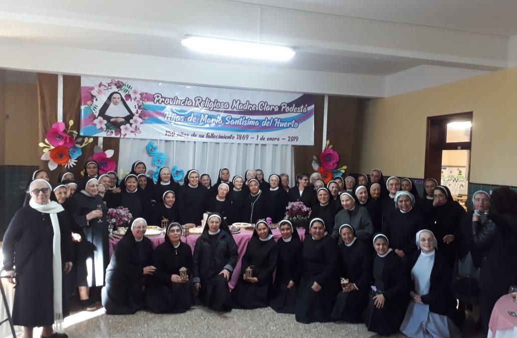 Mother Clara Podesta Province