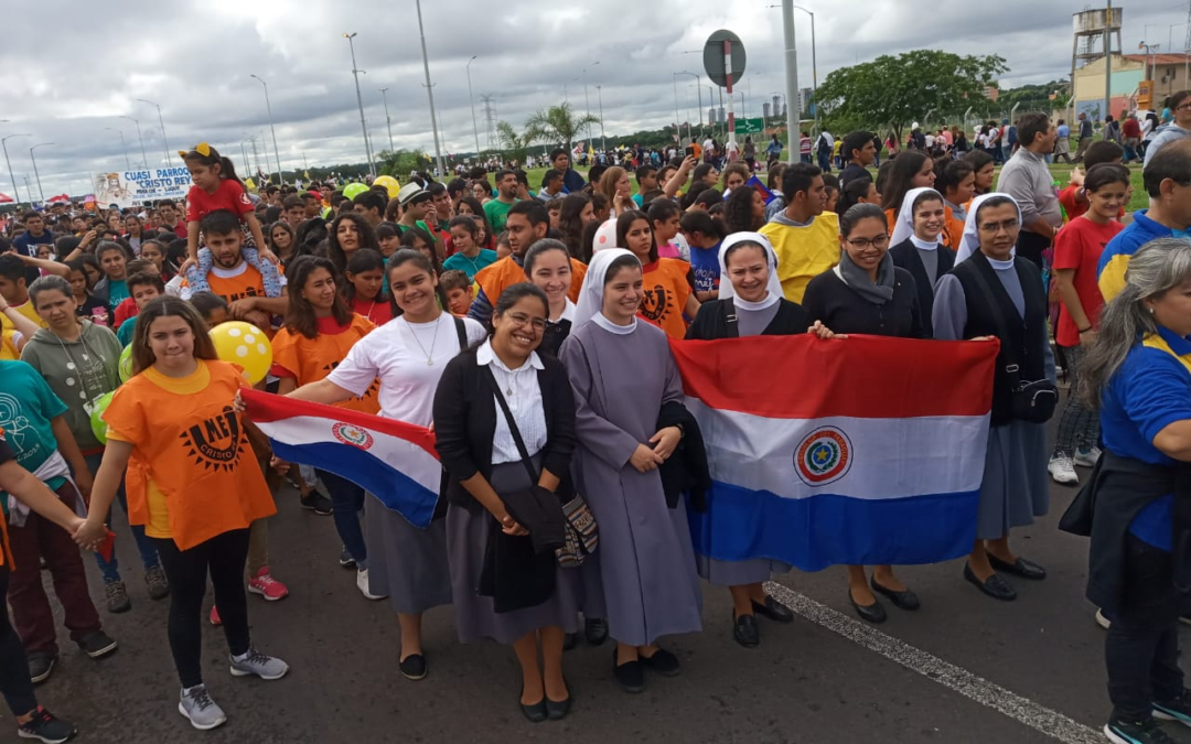 Supporting Families in Paraguay