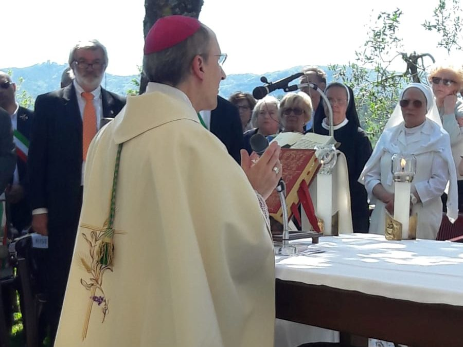 Mass in Honor of our Founder, St. Anthony Gianelli