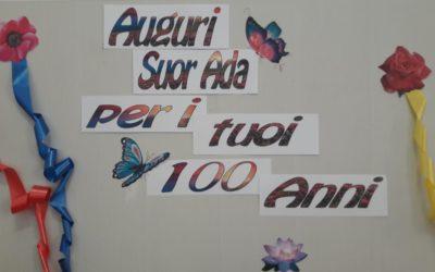 Sister Ada Magnante's 100th Birthday