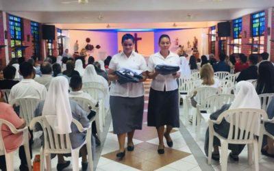 Two New Novices. Rejoice!